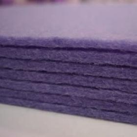 "Fieltro ""PROMO"" Violeta 2mm. (30,5cm x 30,5cm)"