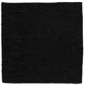 Fieltro Negro 1mm.