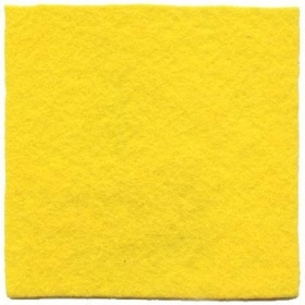 Fieltro Limón 1mm.