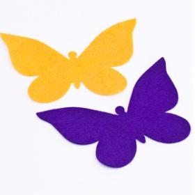 Mariposas de Fieltro Iris