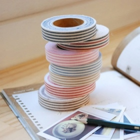 Fabric Tape Rayas