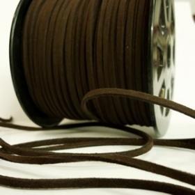 Cordón Ante Chocolate