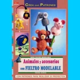 Animales y Accesorios con Fieltro.
