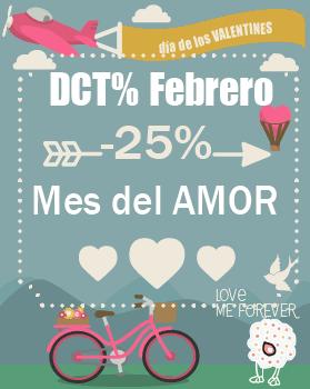 Fieltro en descuento especial Febrero mes del Amor -25%