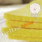Fieltro Limón de 3mm.