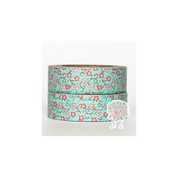 Washi Tape Floral.
