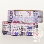 Washi Tape Fashion