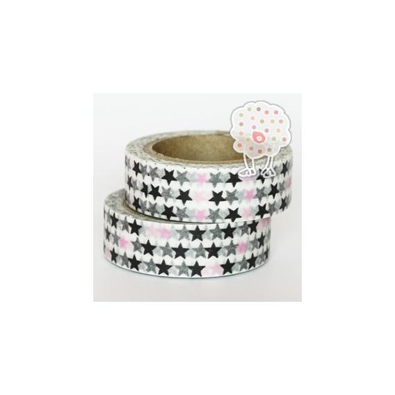 Washi Tape Estrellas