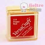Tinta Mini Versacraft Roja