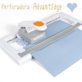 Perforadora Sistema de Perforación AdvantEdge Bordes Anchos