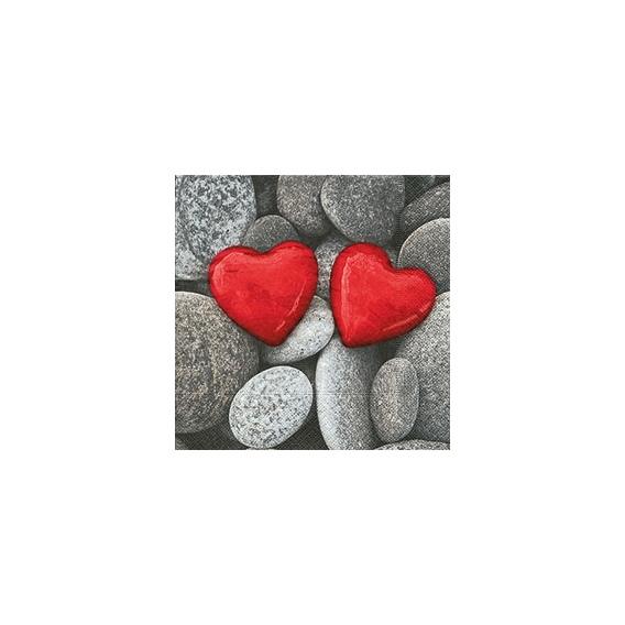 Servilleta Piedras del Amor
