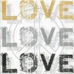 Servilleta Amor y Paz