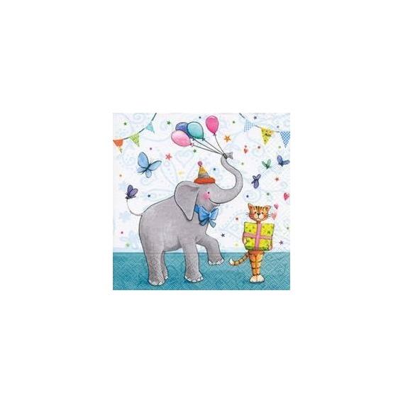 Servilleta Elefante