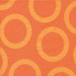 Servilleta Naranja Círculo