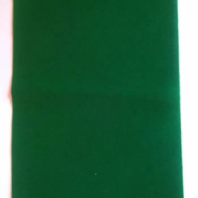 Retal Fieltro Verde 2mm.
