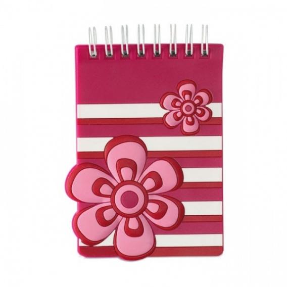 Libreta Diseño Floral - Imagen 1