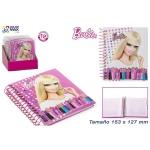 Libreta Barbie - Imagen 1