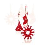 Set 9 Figuras Christmas - Imagen 1