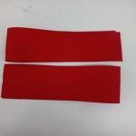 Retal Fieltro Rojo 2mm.
