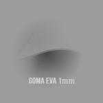 Goma Eva Gris 1mm.