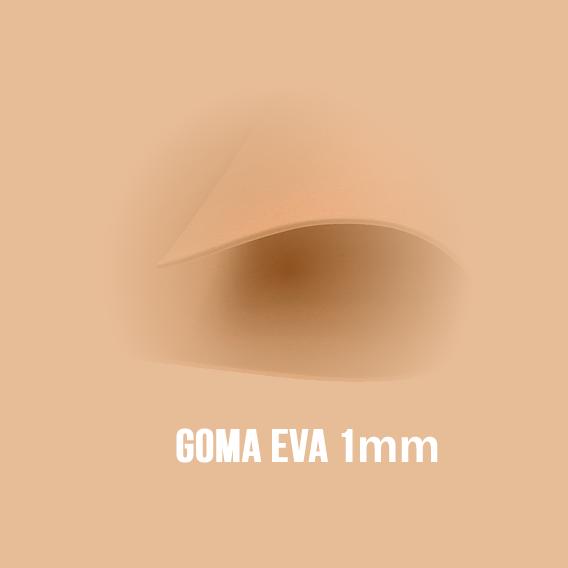 Goma Eva Carne 1mm.