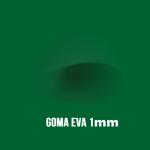 Goma Eva Verde Musgo 1mm.