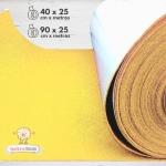 Rollo de Fieltro Adhesivo Amarillo Huevo