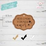 10 Etiquetas Colgantes Personalizadas Para Cocina