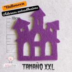 Adornos Castillo de Fieltro Halloween