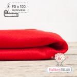 Fieltro Metros Rojo (90x100cm)