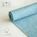 Fieltro Azul Bebé 1mm (20x30cm)