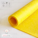 Fieltro Amarillo 1mm (20x30cm)