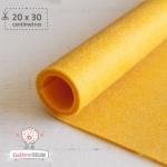 Fieltro Amarillo Dorado 1mm (20x30cm)