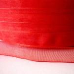 Organza Roja (3 metros)