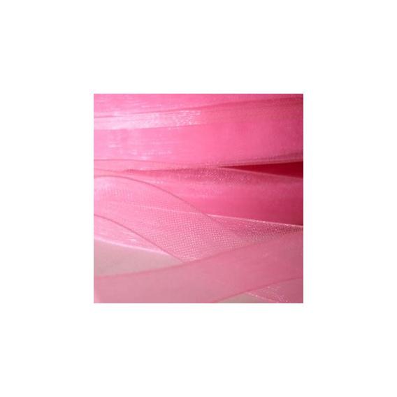 Organza Rosa (3 metros)