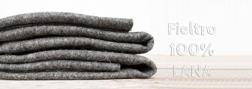 Fieltro lana 100%