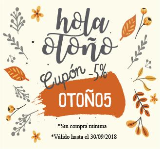 cupon otoño fieltrozitos 2018