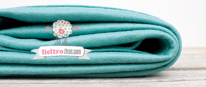 Fieltro de lana 100% calidad extra